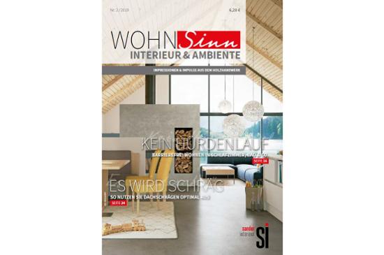 WohnSinn 2-2019 Cover