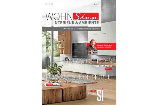 WohnSinn 2-2021 Cover