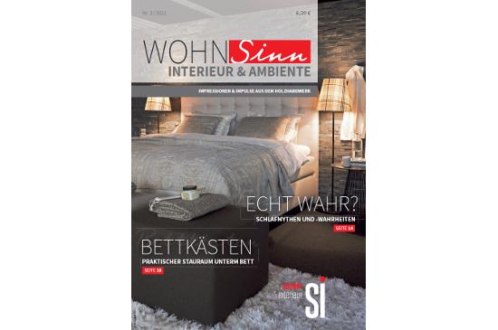 WohnSinn 3-2021 Cover